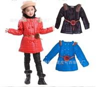 Детское платье младенческой пачка платье кружева корабли платье 3 шт/много