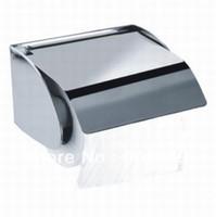 Shower Room Stainless Steel Bathroom Paper Holder Tissue Bath Accessories Discount KL-K22