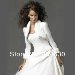 wool long sleeve shawl bride shawl winter warm thick satin collars quilted jacket plush shawl small coat manufacturers selling(China (Mainland))