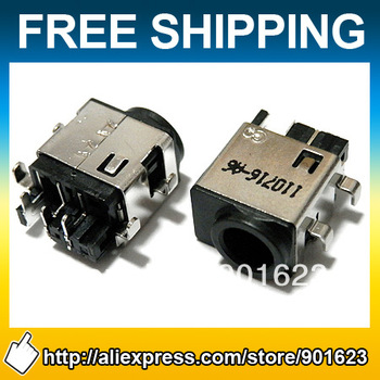 DC Power Jack Connector for SAMSUNG RV411 RV420 NP700Z5B NP700X5A AC Plug Charging Port Socket (Pack of 20)