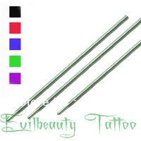 30pcs Tattoo Marker Pen refill plus one aluminum pen holder Marker  5 different color & Purple Free Shipping