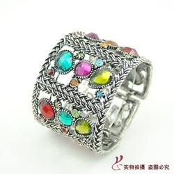 Christmas Sparkling diamond vintage bracelet Purchase over 200 $ free shipping EMS(China (Mainland))