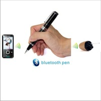 Bluetooth pen with wireless earpiece earphone W205+P