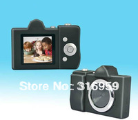 New Portable 300K pixela 1.44 TFT Dispaly Children Gift Camera Mini  Digital Camera DC-30ES