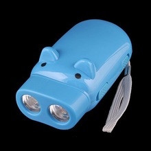 wholesale wind up led torch