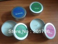 4 in 1 Massage Candle Massage oil - ( B010 - Vanilla )
