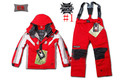 High-quality,Children's outdoor ski suit set / Boys and Girls Jackets mountaineering suit Free Shipping(China (Mainland))