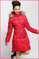 2012 down coat semi-finished products female 901