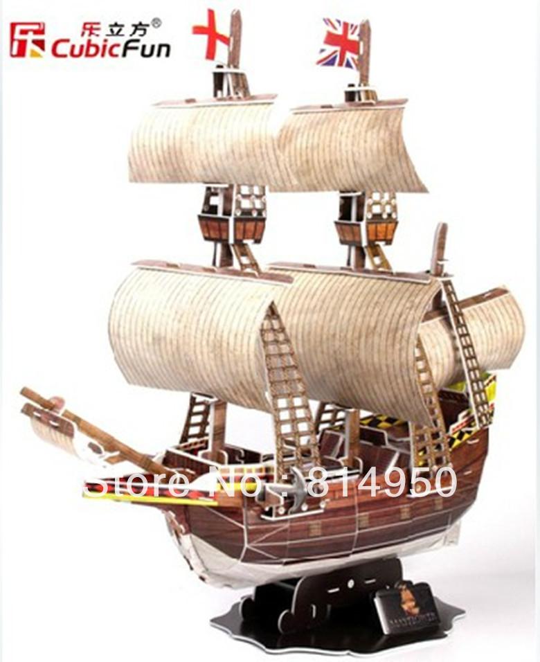 Пазл CubicFun T4009h 3d , diy chriden , free ship turbo rhf5 8973737771 897373 7771 turbo turbine turbocharger for isuzu d max d max h warner 4ja1t 4ja1 t 4ja1 t engine