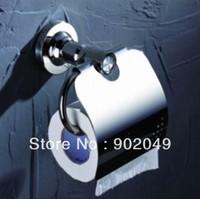 Bath Accessories Shower Room Stainless Steel Bathroom Paper Holder Tissue Holder On Discount KL-K355