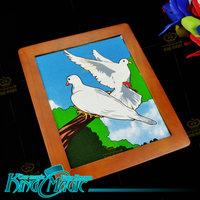 Dove Frame - king magic trick/magia/magie