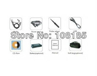 Hot selling PDS6062S Portable Digital Storage Oscilloscope--free shipping