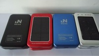CE 2500mAh solar charger Li-polymer Battery for iphone(s), samsung, ipad, DV, PSP, orther phone case