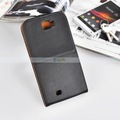Magnetic Flip Leather Case for Samsung Galaxy Note 2 N7100