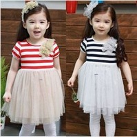 Платье для девочек 5pcs baby girls long sleeve princess dress fashion thick ball gown dress children clothing