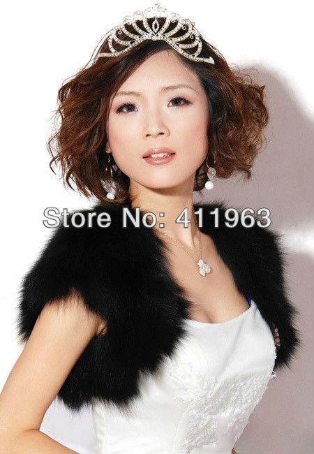 Hot Sale! Stylish Wedding Shawl/ Bolero Jacket/ Bridal Wraps +Low Price+Free Shipping WZJ26(China (Mainland))