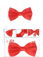 Special offer big red tie men dress business tie wedding dress