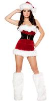 Free shipping wholesale Sexy Christmas Costume  V030 Sleepwear,Underwear ,Uniform ,Kimono Costume