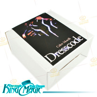 DressCode by Calen Morelli-FREE SHIPPING-king magic trick/magia/magie