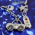 Traffic light car lovers mobile phone chain mobile phone rope gift