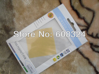 For ipad mini Anti Glare screen protector  ,100pcs/lot free cloth or With retail packagingFEDEX/DHL/EMS free shipping