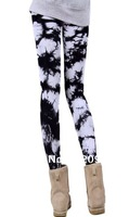 2013 new year gift winter female trousers thermal warm leggings for women printing winter pants free shipping high quality