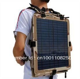 Portable Solar Power System 20V/15 watts Hard Board Panel For Solar Energy Bag(China (Mainland))