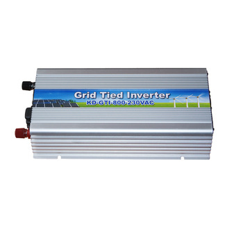 KD-GTI-800W 10.8-28V DC to 120-230V AC Grid Tie Power Micro Inverter Converter for Home Solar Panel System with MPPT Function