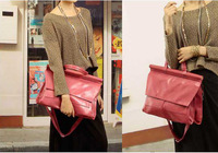Recomend,Star style fashion and elegant office lady handbags with super capacity,brief and classic ladies handbag,