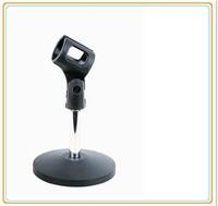 Free shippingThe real thing green desktop microphone bracket GL - 112 small microphone bracket miniature microphone bracket
