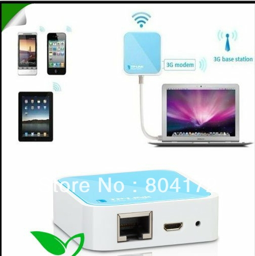 New Portable Mini TP-LINK TL-WR703N 150M Wireless 3G Router WR703N, Wholesale(China (Mainland))