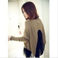 Clothes 2012 women's princess tulle dress sweater twinset mushroom honey