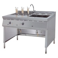 PK-JG-EH1276 Bain Marie 6 pan, for Commercial Kitchen Convection Electric Pasta Cooker