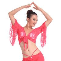 Belly dance costumes top dance costume leotard top s02