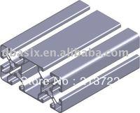6pcs L1000mm P8 80x40 XL conveyor industrial Aluminium extrusion Profile