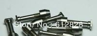 Bicycle Accessory, Ti Titanium V-Brake Pad mount Bolts Nut for XTR,XT,Avid SD,ExtraLite
