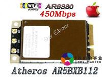 For Apple Atheros AR5BXB112 AR9380 card Dual-Band 802.11N PCI-E 450M link