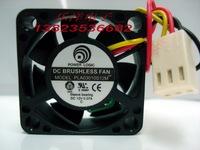 3cm PLA03010S12M 12V 0.07A  3010 30*30*10MM  3 wires silent fan