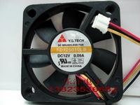5cm Fd125010lb 5010 12v 0.09a  50*50*10MM  quieten double cooling  fan