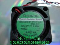 2cm kde0501pfb1-8 2010  5v  0.8w 20*20*10MM  mini cooling fan