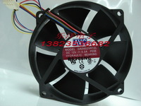 9CM DA09025R12L 9225 12V  0.30a 4Wire cooling fan