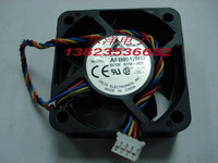 5CM AFB0512MB 5020 12v 0.11a 5cm 4Wire cooling fan