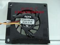 4.5cm HY45Q-05A-807 4508  5V 0.19A  45*45*8MM Laptop fan