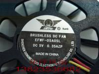 5cm EFWF-05A05L 5v 0.35A 50*50*10MM Laptop fan single ball bearing fan many kinds of laptop
