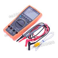 AC DC VC97 Digital Multimeter Resistance Capacitance Voltmeter auto range Tester  10093