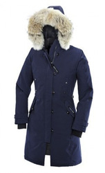 Free Shipping Womens kensington parka Goose Down Jacket Winter Coat(Hong Kong)