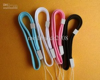 5 colors Wrist Straps For Remote NDSL wii 400 pcs/lot