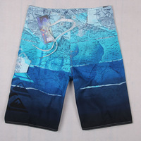 Free shipping high grade print map Men's Surfing Shorts Boardshorts Beachwear Swim beach Pants for men boy S M L XL XXL 103