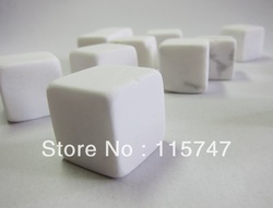 2012 NEW! PEARL WHITE Whisky stones 6pcs/set +velvet bag, 100% natural, whiskey rocks wine ice stone wholesale FREE SHIPPING!(China (Mainland))
