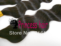 Wholesale - Mix length A Full Head Peruvian Virgin Hair Weave Undyed NaturalColor Weft Free Shipping